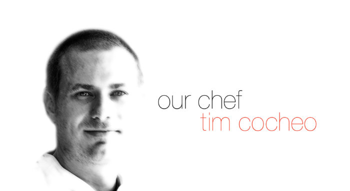 Chef Tim Cocheo